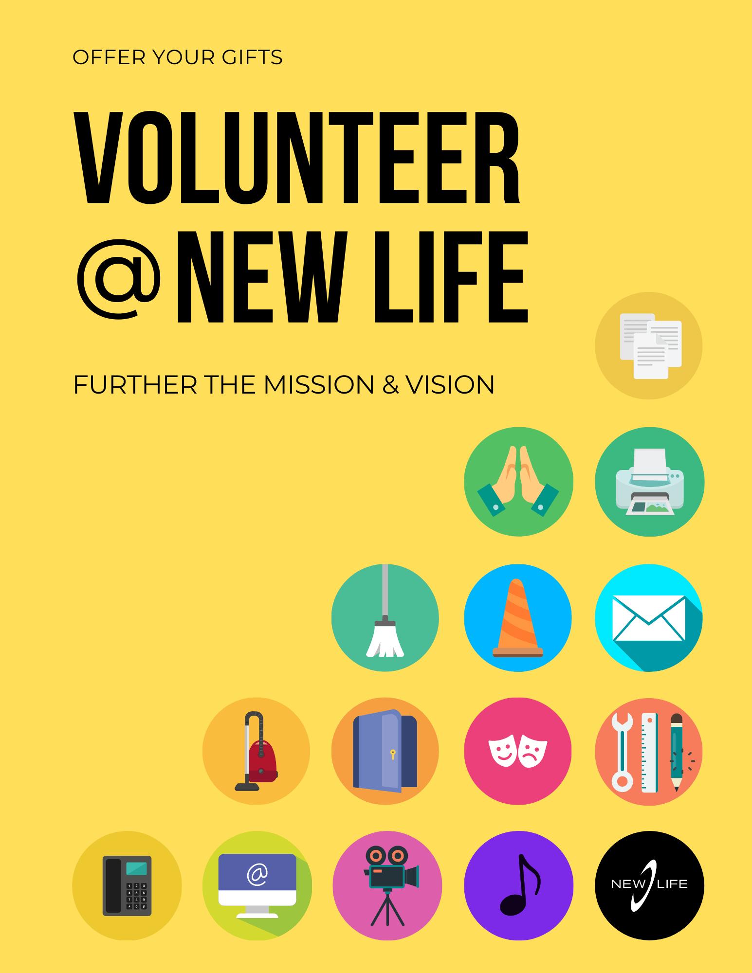 Volunteer Packet